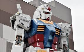 life size unicorns the life size gundam is getting replaced this year but it will not