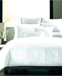 hotel collection comforter sets set white down collecti