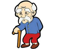 Image result for grandpa in the stands clipart