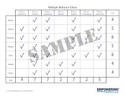 53 Rigorous Weekly Reward Chart Printable
