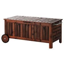 outdoor cushion storage box luxury bench garden storage box outdoor bin waterproof containers design