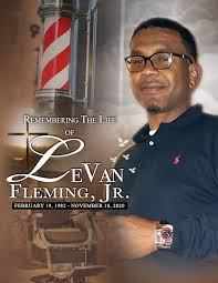 LeVan Fleming, Jr. by Jerry Madison Harrison - issuu