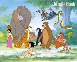 jungle book cast of characters