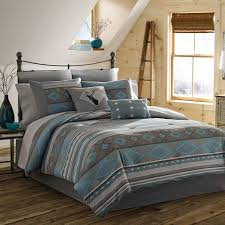 bedding grey bedding sets king size bed in a bag black and grey comforter queen