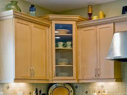 Upper Corner Kitchen Cabinet Kitchen Upper Kitchen Cabinets Intended For Elegant A Meek