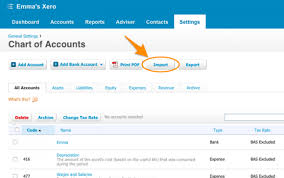 Set Up Chart Of Accounts In Xero Connecting Your Portfolio To Xero Sharesight Help