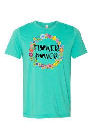 Festival T Shirt Design Flower Power Mickey Tee Flower And Garden Festival