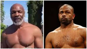 Breaking news headlines about roy jones jr. Mike Tyson Vs Roy Jones Jr Set For September 12