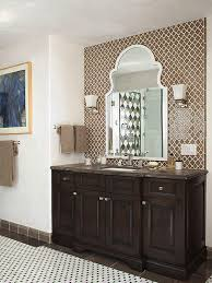 Backsplash Bathroom Ideas Gorgeous Our Best Ideas For A Bathroom Backsplash Better Homes Gardens