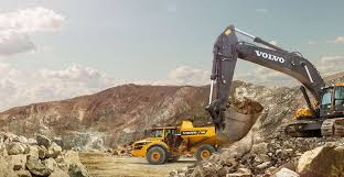 Heavy Equipment Key Chart Volvo Construction Equipment