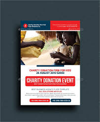 Flyers For Fundraising Events 21 Donation Flyer Designs Examples Psd Ai Word Eps Vector