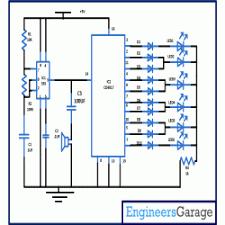 clock led pendulum tick tock sound circuit diagram circuit diagram for clock led pendulum tick tock sound