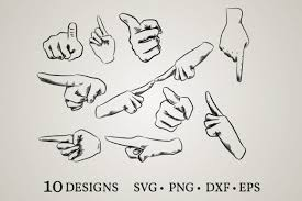 Im trying to animate a svg path with animate tag, following this tutorial from css tricks. 2 Hand Svg Designs Graphics