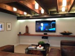 basement ceiling lighting ideas. Accent Ceiling Lighting Brilliant Excellent Design Basement Lights Best Ideas With Regard To L