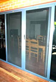 rv screen door protector screen door patio screen door with pet guard images sliding screen door