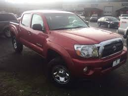2006 Toyota Tacoma for sale in Parksville