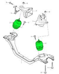 buy porsche cayenne mki engine mounts design  zoom in 2