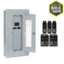 Looking To Setup A 100amp Panel In My Attached Garage And