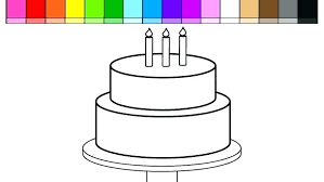 How To Draw Cake On Chart Paper In Ms Paint Slice Pops Pages