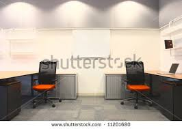 modern office cabinets. Perfect Cabinets Empty Office With New Modern Furniture Including Desks Cupboards Filing  Cabinets And On Modern Office Cabinets