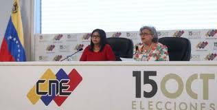 Resultado de imagen de FOTO DELCY RODRIGUEZ Y TIBISAY LUCENA
