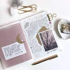I seem to have a thing for mauve lately! . . #bujo #bulletjournal #bulletjournaling #planneraddi… | Bullet journal art, Bullet journal aesthetic, Journal aesthetic