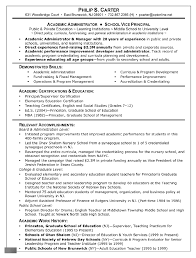 Cover Letter Resume Templates For Graduate School Resume Templates