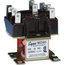 replacement definite purpose contactors fan relays and multi tap fan relay type 91 208 240v cp342