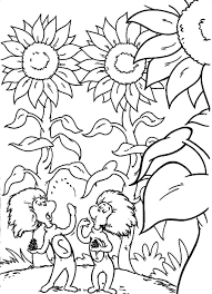 Dr Seuss Coloring Pagesdr Seuss Coloring