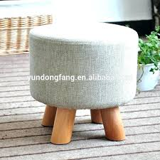 small wood stools round stool with 4 legs for kids wooden footstools footstool plans