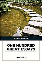 amazon com one hundred great essays th edition  one hundred great essays 5th edition 5th edition