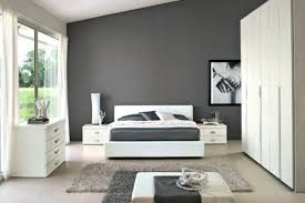 Modern Grey Bedroom ...