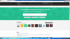 Photo Website Templates How To Download Almost Any Premium Website Template YouTube 19