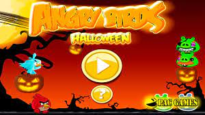Angry Birds - Halloween Adventure Stage 1 - 2 - YouTube