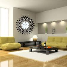 Wall Decor Luxurious Decorative Wall Clocks For Living Room Ideas