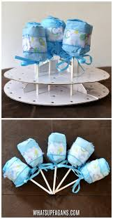 How to Throw a Completely Diaper-Themed Diaper Baby Shower