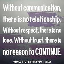In A Relationship Respect Quotes. QuotesGram via Relatably.com