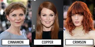 Best Red Hair Color For Skin