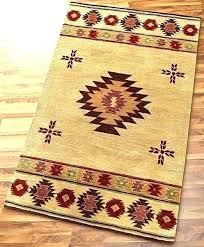 texas star rug star area rugs lone rug wild wings round traditions black brown western with texas star rug