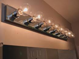 overhead bathroom light fixtures. CI-Dylan-Eastman_light-fixture-replacement-before_h Overhead Bathroom Light Fixtures U