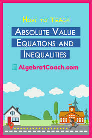 great free printables to help teach absolute value and inequalities s algebra1coach