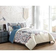 home damask comforter set bedding red red damask bedding
