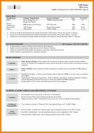 5 Best Resumes For Freshers Catering Resume