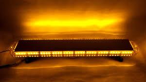 47 88 Led Emergency Strobe Light Bar Lamp For Car Plow Tow