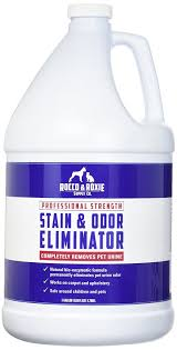 com professional strength stain odor eliminator com professional strength stain odor eliminator enzyme powered pet odor stain remover for dog and cat urine 1 gallon pet supplies