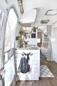 Airstream Interior Design Painting