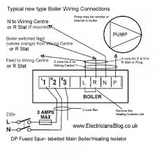 boiler wiring diagram boiler image wiring diagram central heating boiler electrical wiring connection diagrams for on boiler wiring diagram