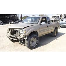 Used 1996 Toyota Tacoma Parts Car - Gold with gray interior, 4 cyl ...