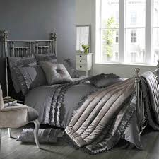 kylie ionia kitten grey bedding set next day delivery