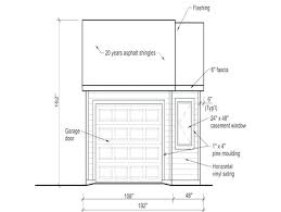 garage door widthsSimple Single Car Garage Door Width B76 Inspiration for Small Home